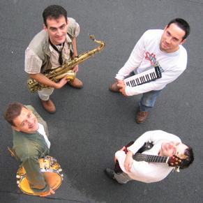 Carré-Alchimie Quartet