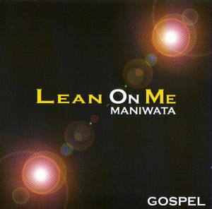 JAQUETTE LEAN ON ME LIVRET EXT